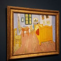 Van Gogh's Bedroom in Arles