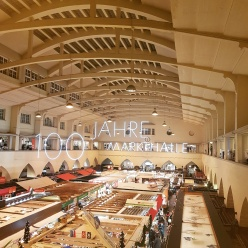 Markthalle - a view from above